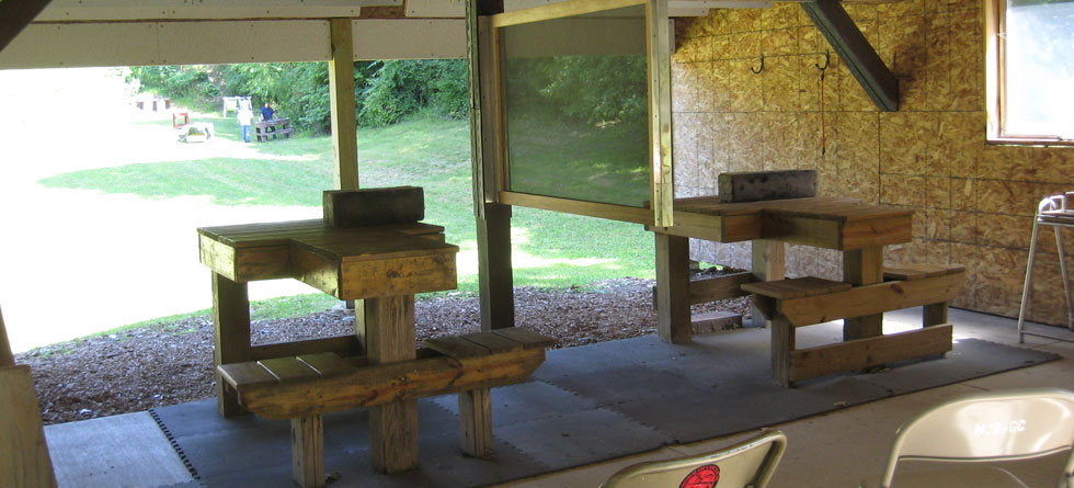 Outdoor Range Closeup
